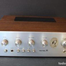 Radios Anciennes: AMPLIFICADOR VINTAGE ROTEL YES. Lote 247540825
