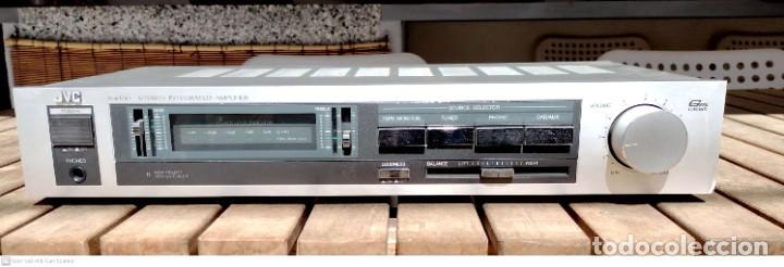 Radios antiguas: Amplificador JVC + Radio MARANTZ - Foto 2 - 251164680