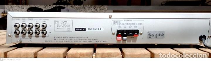 Radios antiguas: Amplificador JVC + Radio MARANTZ - Foto 3 - 251164680