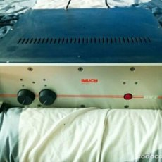 Radios Anciennes: (RESERVADO) RAUCH PRECISION DVT 250S POWER AMPLIFIER (WORKING). Lote 252198860