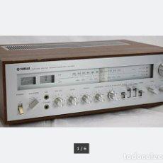 Rádios antigos: YAMAHA CR-800 /RECEPTOR AMPLIFICADOR, DE ALTA CALIDAD. Lote 252435845