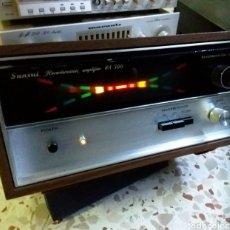 Rádios antigos: SANSUI REVERBERADOR,DA 500,,FUNCIONA. Lote 252930655