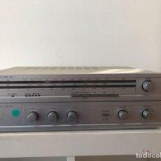 Radios antiguas: AMPLIFICADOR & RADIO SHARP SA-11. Lote 253127475