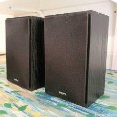 Radios antiguas: ALTAVOCES SONY - SS - CFX200. Lote 253159380
