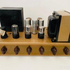 Radios antiguas: AUDIO B 70 AMPLIFICADOR VALVULAR. Lote 253268005