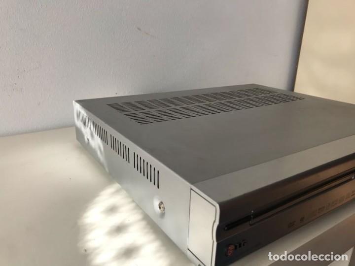 Radios antiguas: Leitor de DVD e CD / Surround LG-T6345 com amplificação - Foto 4 - 253490275