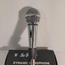 Radios antiguas: MICROFONO DYNAMIC 1002. Lote 253618715