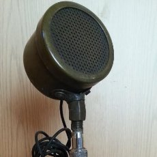 Radios antiguas: MICRÓFONO ANTIGUO. AÑOS 40.. Lote 253620440