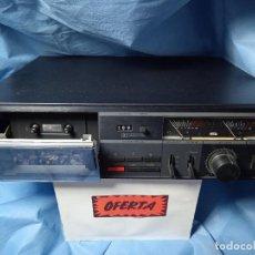 Radios antiguas: CLASICA PLETINA CASETTE , MARCA **VIETA MODEL RC.2105. Lote 254083345