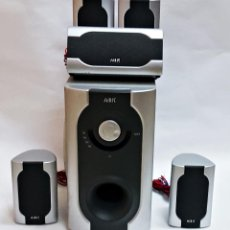 Radios antiguas: HOMECINEMA AIRIS L-163-C WIRELESS SURROUND 5.1 SYSTEM.. Lote 254596405
