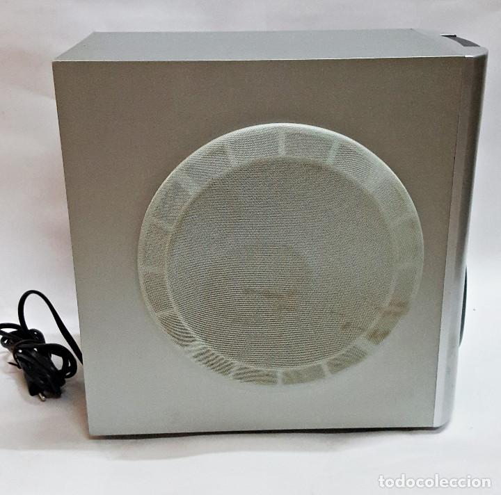 Radios antiguas: HOMECINEMA AIRIS L-163-C Wireless Surround 5.1 System. - Foto 4 - 254596405