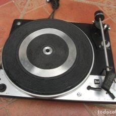 Radios antiguas: DUAL GIRADISCOS MODEL .1124, PARA PIEZAS. Lote 254807950