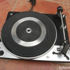Rádios antigos: DUAL GIRADISCOS MODEL .1124, PARA PIEZAS. Lote 254807950