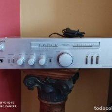 Radios antiguas: AMPLIFICADOR SONY TA 242. Lote 255338920