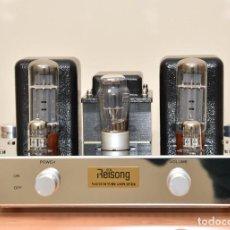 Radios antiguas: AMPLIFICADOR A VALVULAS SINGLE ENDED REISONG. Lote 257830145