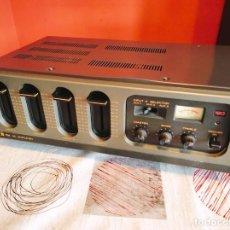 Radios antiguas: AMPLIFICADOR MIXER PROFESIONAL TOA PA MODELO TA-412E. COMO NUEVO!!!. Lote 260041335