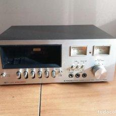 Rádios antigos: PLETINA CASSETE PIONEER CT-F2121 1977. Lote 261125525