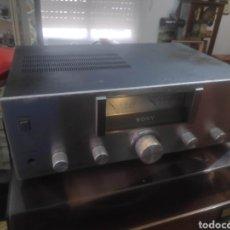 Radio antiche: AMPLIFICADOR SONY 212-TA FUNCIONA. Lote 262660055