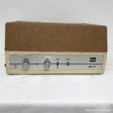 Rádios antigos: ANTIGUO TOCADISCOS BETTOR MARK 50. Lote 262785555