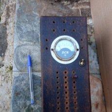 Radios antiguas: ESTABILIZADOR ANTIGUO DCA. Lote 262964915