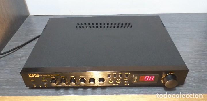 Radios antiguas: *** AMPLIFICADOR DE AUDIO *** VSK. Modelo LD100-kga .. - Foto 3 - 264251364