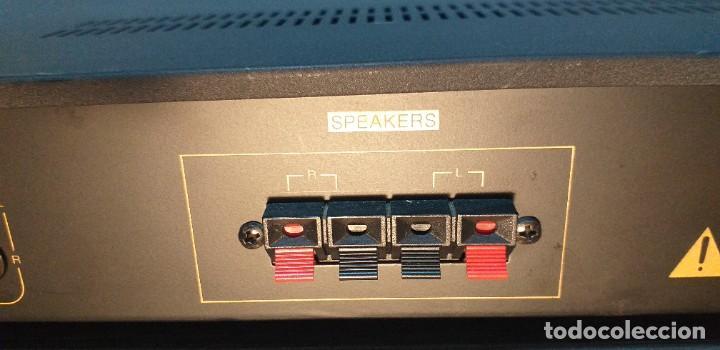 Radios antiguas: *** AMPLIFICADOR DE AUDIO *** VSK. Modelo LD100-kga .. - Foto 9 - 264251364