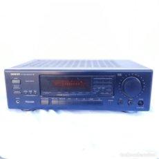 Radios antiguas: ONKYO AMPLIFICADOR TC-SV414 PROFESIONAL. Lote 264490159