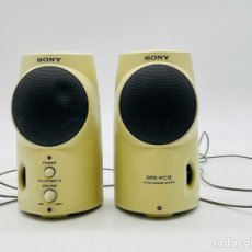 Rádios antigos: ALTAVOCES SONY VINTAGE. Lote 264749959