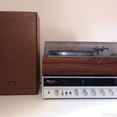 Radios antiguas: EQUIPO MÚSICA TOSHIBA. Lote 265453939
