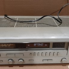 Radios antiguas: TECHNICS AMPLIFICADOR SA 220 L REVISAR ANTIGÜEDADES COLECCIONISMO COLISEVM DISCOS APARATOS. Lote 265531624