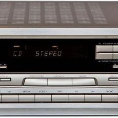 Radios antiguas: AMPLIFICADOR ONKYO TX DS 484. Lote 265558414