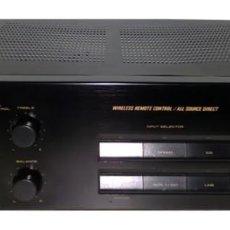 Radios antiguas: AMPLIFICADOR PIONEER A-351R. Lote 265562834