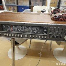 Radios antiguas: AMPLIFICADOR SINTONIZADOR. Lote 265693314