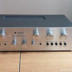 Radio antiche: AMPLIFICADOR HIFI TECHNICS SU-3050. Lote 265737179