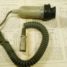 Radios antiguas: MICROFONO. Lote 266092973