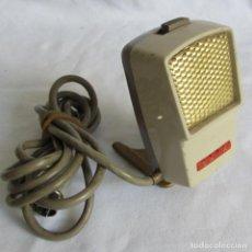 Radios antiguas: MICRÓFONO MARCA SABA. Lote 266369438