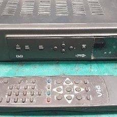 Radios antiguas: RECEPTOR SATELITE THOMSON. Lote 266426893