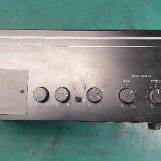 Radios antiguas: AMPLIFICADOR DE MEGAFONIA OPTIMUS A4120M. Lote 266428728