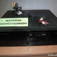 Radios antiguas: ESTUPENDO AMPLIFICADOR PIONEER STEREO AMPLIFIER A-X320 REVISADO Y FUNCIONANDO. Lote 267871809