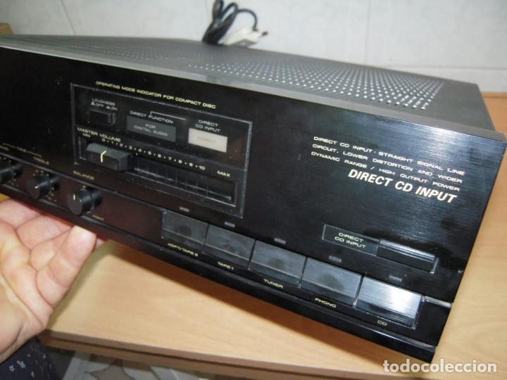 Radios antiguas: Estupendo Amplificador PIONEER Stereo amplifier A-X320 Revisado y Funcionando - Foto 2 - 267871809