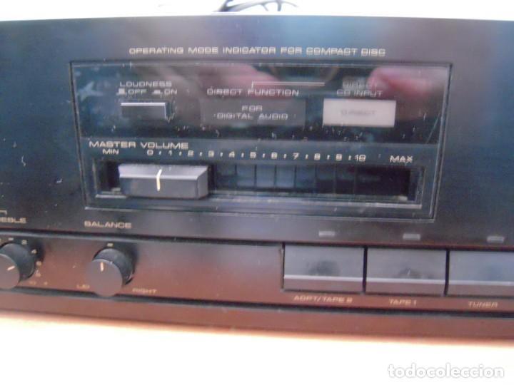Radios antiguas: Estupendo Amplificador PIONEER Stereo amplifier A-X320 Revisado y Funcionando - Foto 8 - 267871809