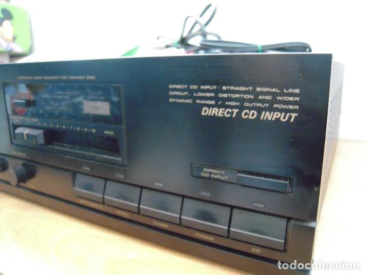 Radios antiguas: Estupendo Amplificador PIONEER Stereo amplifier A-X320 Revisado y Funcionando - Foto 9 - 267871809
