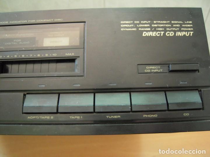 Radios antiguas: Estupendo Amplificador PIONEER Stereo amplifier A-X320 Revisado y Funcionando - Foto 13 - 267871809