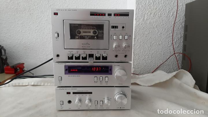MINI EQUIPO DE MUSICA MARS MV-100 (Radios, Gramófonos, Grabadoras y Otros - Amplificadores y Micrófonos de Válvulas)