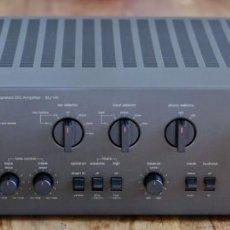 Radios antiguas: HIGH END /AMPLIFICADOR TECHNICS SU-V6 - NEW CLASS A / RECAP /. Lote 269003809