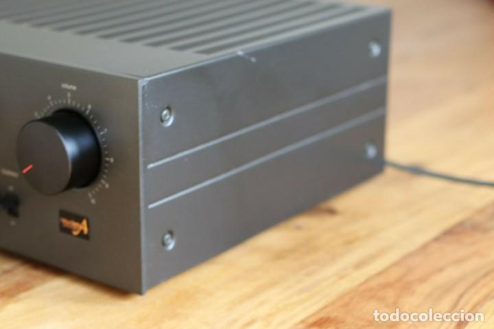 Radios antiguas: high end /Amplificador Technics su-v6 - New Class A / recap / - Foto 3 - 269003809