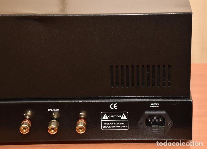 Radios antiguas: AMPLIFICADOR A VALVULAS DE 80W DYNAVOX VR-80E - Foto 4 - 269166918