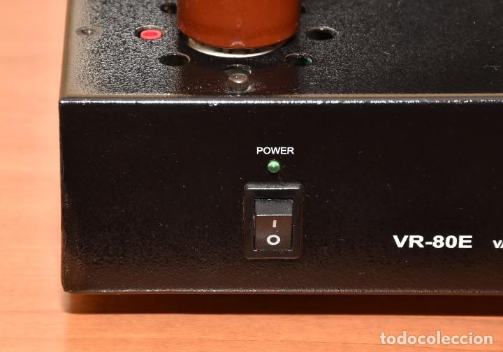 Radios antiguas: AMPLIFICADOR A VALVULAS DE 80W DYNAVOX VR-80E - Foto 9 - 269166918