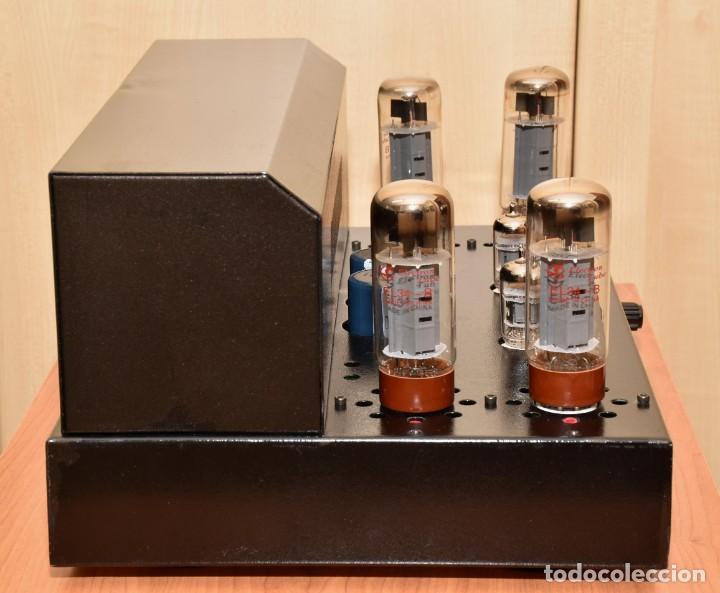 Radios antiguas: AMPLIFICADOR A VALVULAS DE 80W DYNAVOX VR-80E - Foto 10 - 269166918