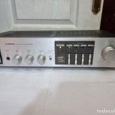 Radios antiguas: AMPLIFICADOR STEREO INTEGRATED AMPLIFIER PIONEER SA-550, 1984 FUNCIONA. Lote 269831988